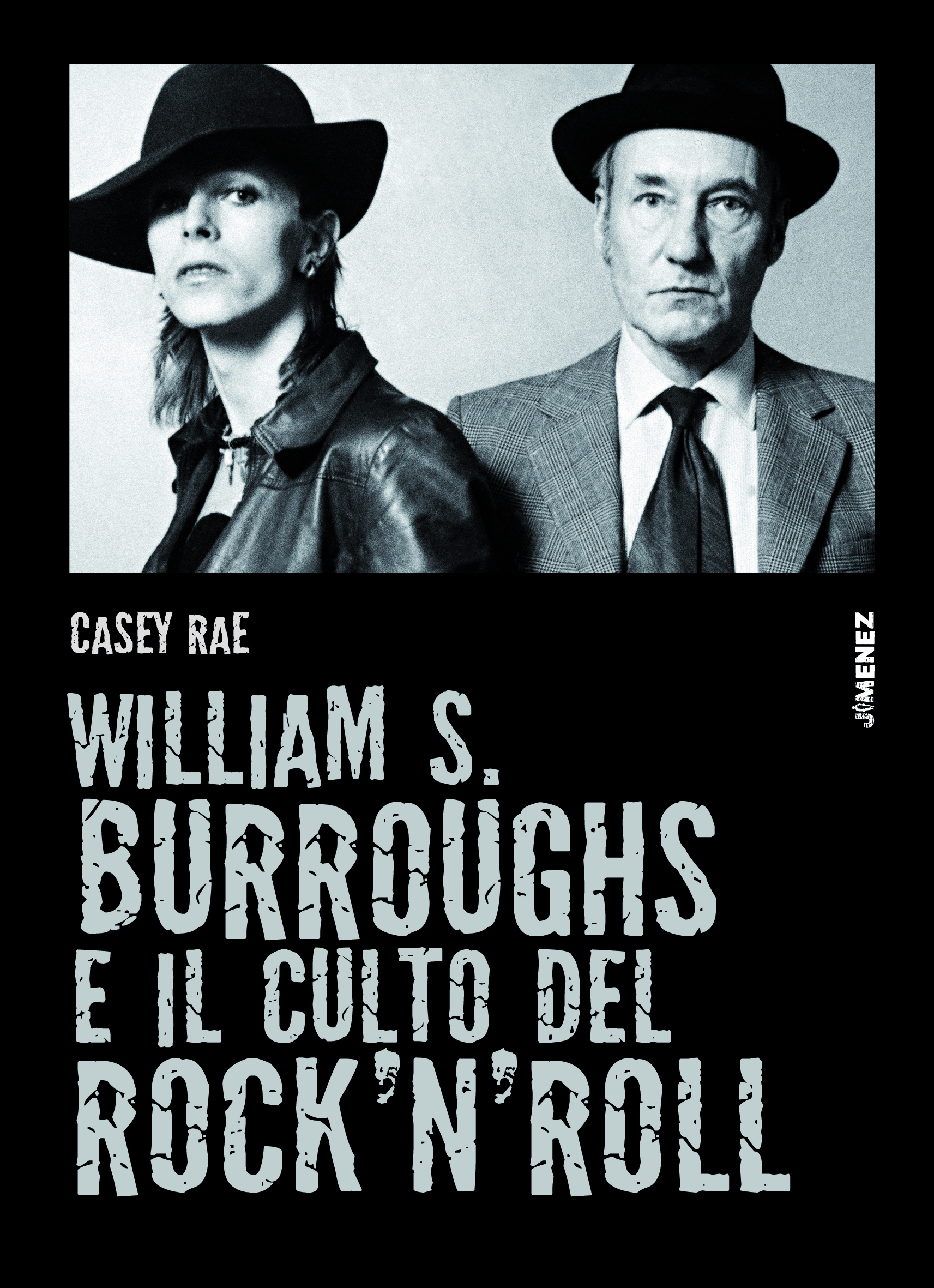 William S Burroughs e il culto del rocknroll